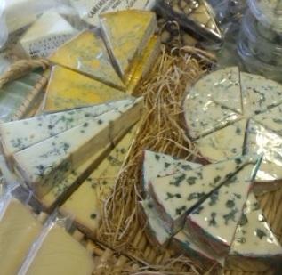 これもイギリス生まれのチーズです。_a0254125_526497.jpg