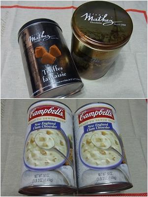チョコとスープ