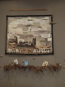 「日々、手仕事-キルト-」 Quilt Early Blue 作品展_b0113743_15514778.jpg