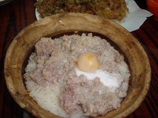 廟街での夕食_b0248150_16555198.jpg