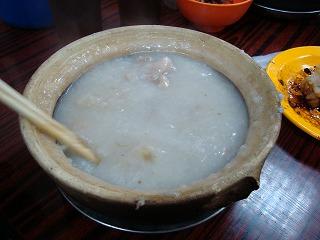 廟街での夕食_b0248150_16592252.jpg