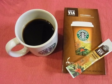 スタバのインスタントコーヒー_d0143957_946689.jpg
