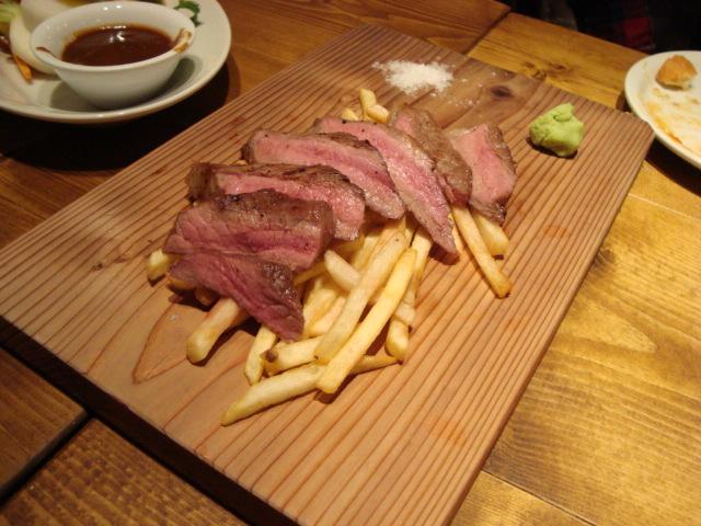中野「肉食系ビストロワイン酒場 tsui-teru!」へ行く。_f0232060_01117.jpg