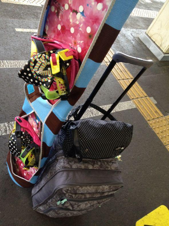 旅のお供☆_c0151965_18174355.jpg