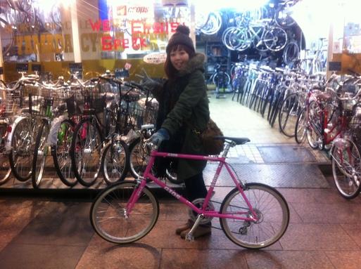自転車屋 神戸 中央区 自転車屋 : 女性の方にもリラックスした ...