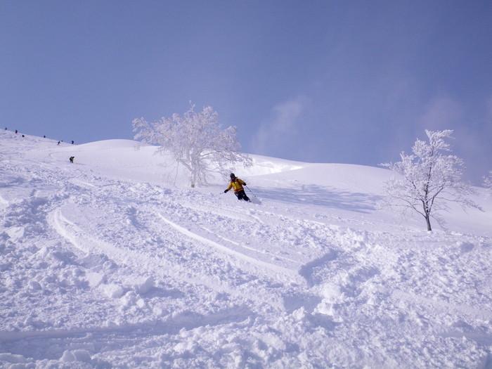 八甲田極楽スキー&温泉ツアー(その4) ~ 2012年2月14日_f0170180_3401565.jpg