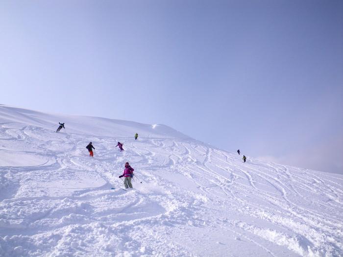 八甲田極楽スキー&温泉ツアー(その4) ~ 2012年2月14日_f0170180_3413652.jpg