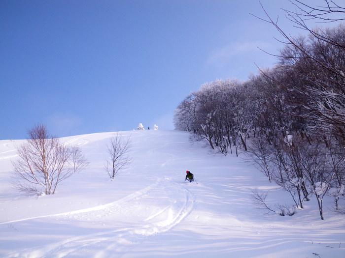 八甲田極楽スキー&温泉ツアー(その4) ~ 2012年2月14日_f0170180_44827.jpg