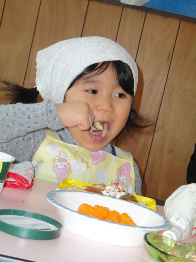 食育講座『ホットケーキ食べよっ♪』:2月24日金曜日_b0079382_14134355.jpg