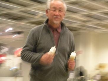 キッチンを求め 横浜IKEAへ_a0211886_12314382.jpg