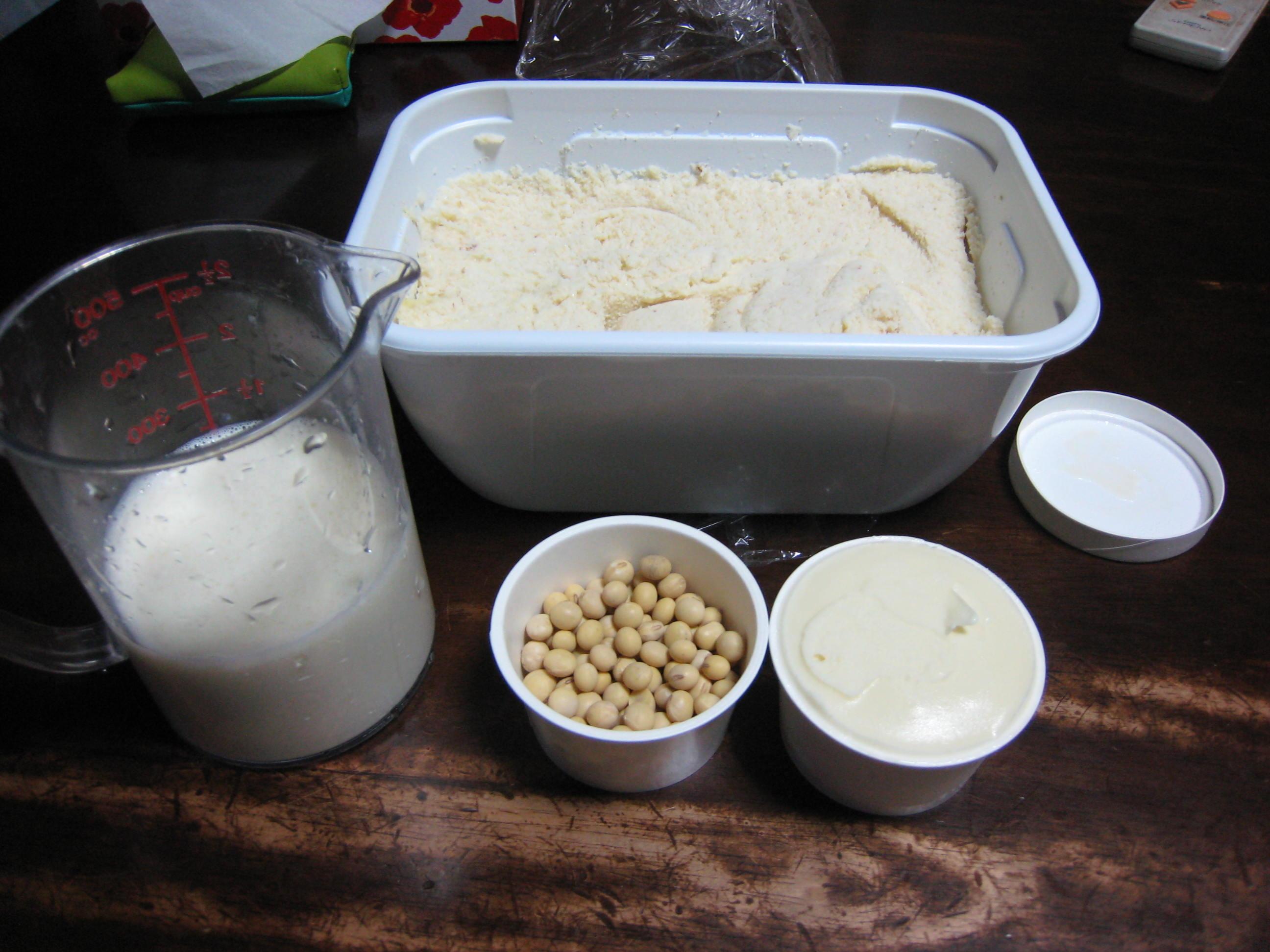 自家農園産 豆乳ジェラート_f0236594_21442067.jpg