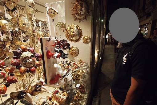 シルバー・スピリット アドリア・地中海クルーズ 9日目-6 夜も広場のカフェでまったり_e0160595_18104882.jpg