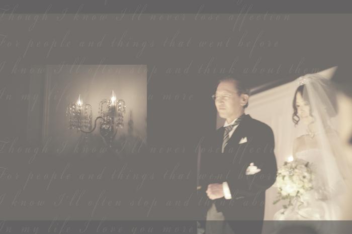 結婚式 2.14_c0222817_19583552.jpg