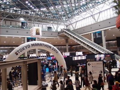 東京マラソンEXPOへ♪_a0231828_22161822.jpg