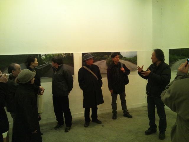 『Drifting Images 日韓交流写真展』はじまりました!_d0058440_9463115.jpg