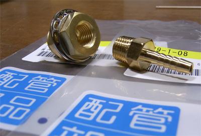 プロジェクトJ 装置内の洗浄兼ねた試運転_c0063348_1719963.jpg