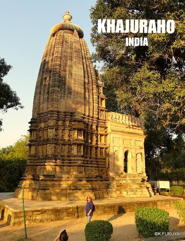 インド旅行記 14  カジュラホ その4_a0092659_117952.jpg