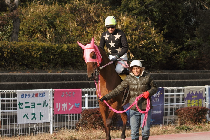 2012年2月18日(土) 高知競馬 2R C3-4_a0077663_13581058.jpg