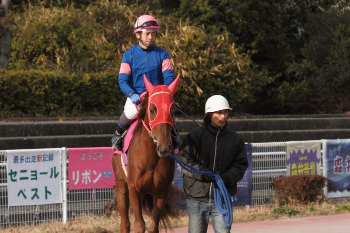 2012年2月18日(土) 高知競馬 2R C3-4_a0077663_13584512.jpg