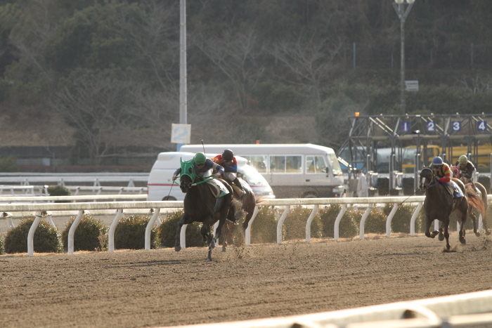 2012年2月18日(土) 高知競馬 2R C3-4_a0077663_13592697.jpg