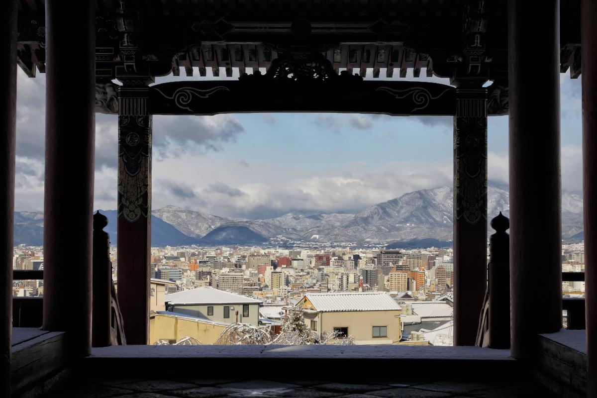 雪景色 <京都>_f0021869_22191265.jpg