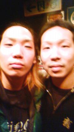 本日のライブ(KLUB COUNTER ACTION)_a0119383_17215610.jpg