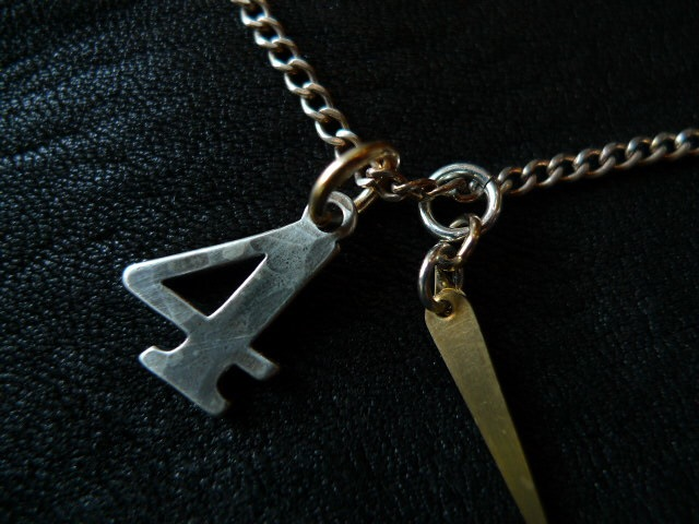 Bing Bang Jewelry Lucky Number Necklace再入荷_f0111683_1973965.jpg