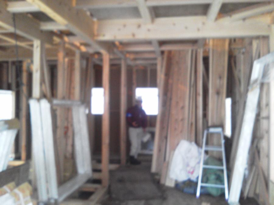 K様邸「中和2丁目の家」工事中!_f0150893_15233595.jpg