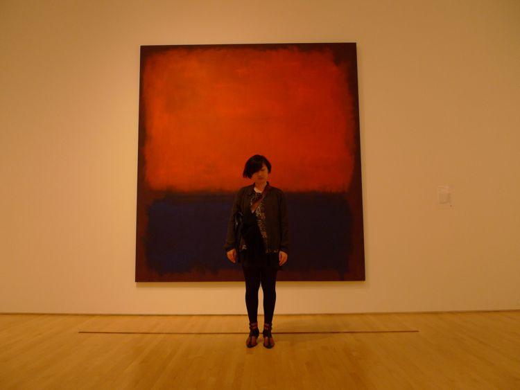 Tomomi & Rothko....and ... @SFMOMA_f0170995_1533.jpg