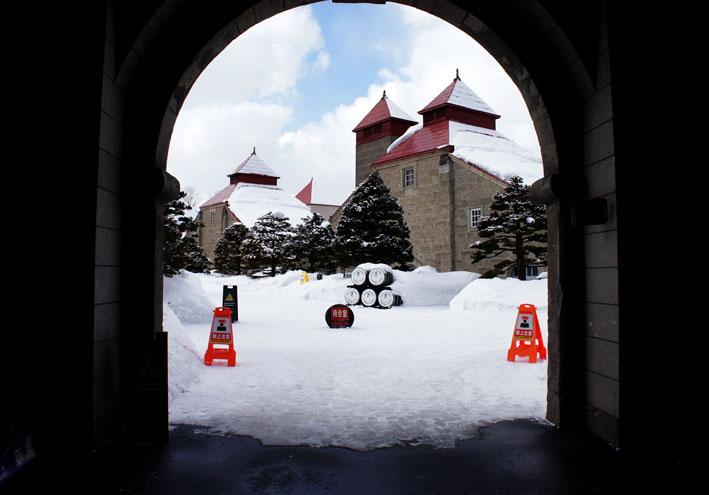 昨日は雪の余市へ_b0145296_6154583.jpg