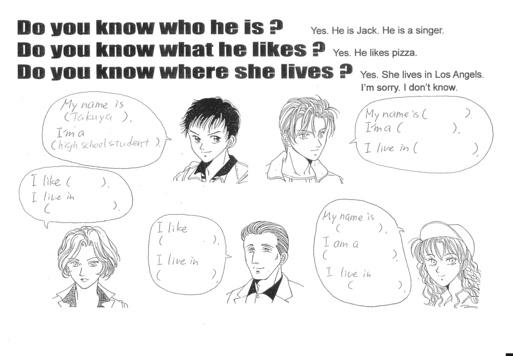 中学英語とりゅうさんの部屋 : 中学英語 関係代名詞 : 中学