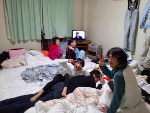 第38回 キャンプ開催中! (2月25日)_f0101226_3562391.jpg