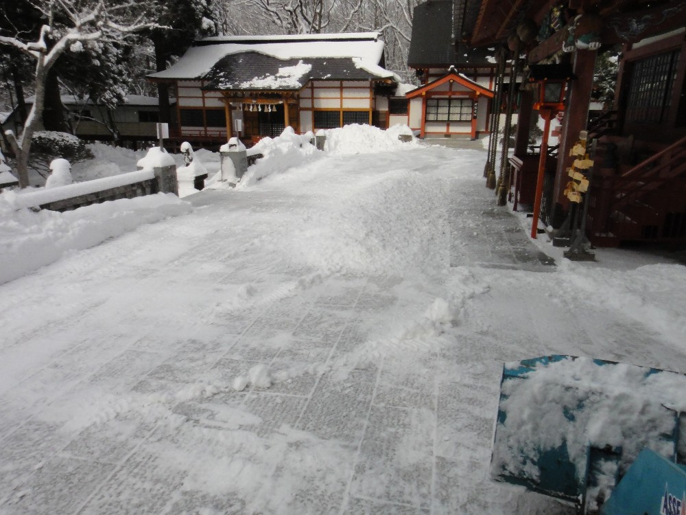除雪・除雪_c0111229_18594780.jpg