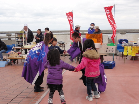 第5回「たこうみフェスティバル」 in 大阪府青少年海洋センター_c0108460_17153965.jpg