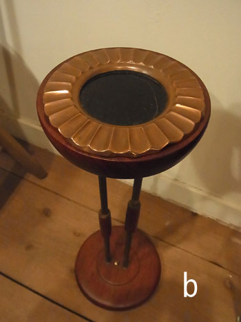 teak ashtray stand_c0139773_013888.jpg
