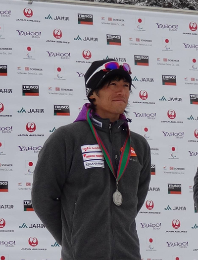 佐藤圭一選手:2012ジャパンパラリンピック結果ご報告!_c0003493_10262250.jpg