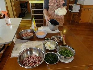 食事作り<アクティブライフ山芦屋・グループホーム>_c0107602_13135182.jpg
