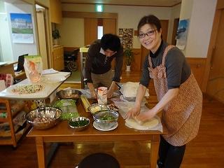 食事作り<アクティブライフ山芦屋・グループホーム>_c0107602_1314466.jpg