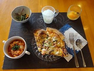 食事作り<アクティブライフ山芦屋・グループホーム>_c0107602_13145867.jpg