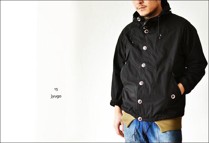 ◯2012年春の新作◯15[jyugo] 馬布 パーカー [B-01HC] MEN\'S _f0051306_2057477.jpg