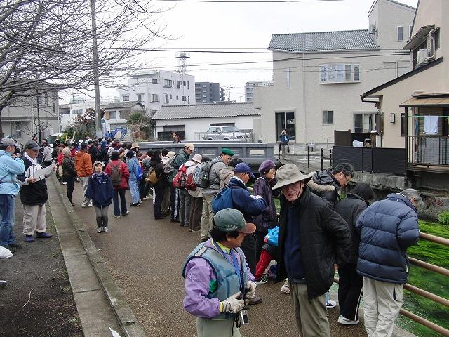 悪天候だったが、300人の方が楽しんだ「お花見ウォーク」_f0141310_7341170.jpg