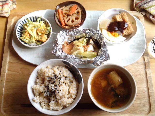 お家カフェ「COCO CAFE」に行ってきました★_c0213517_1317236.jpg
