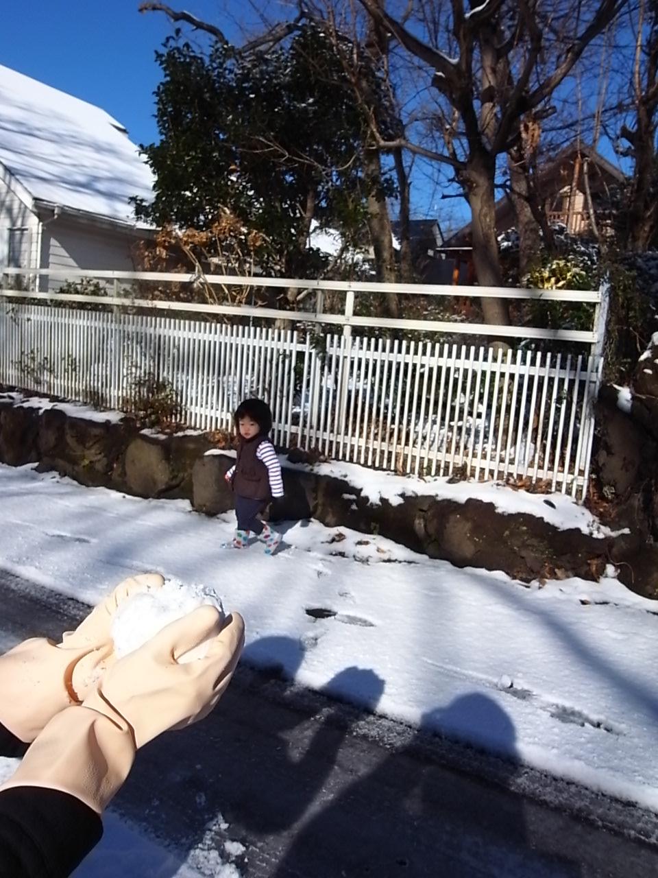 雪・初・体・験_a0182722_0484112.jpg
