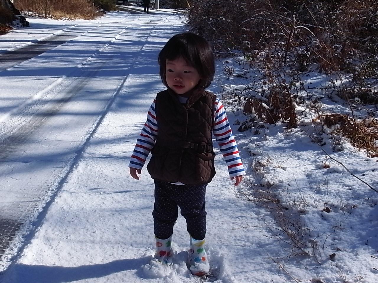 雪・初・体・験_a0182722_0515872.jpg