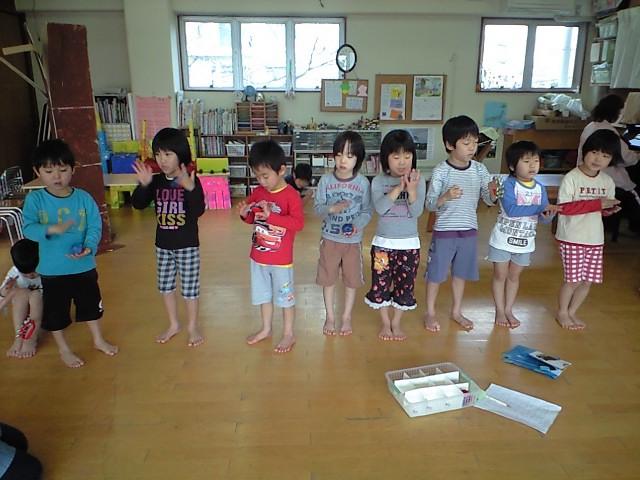 ホールで練習中_b0117125_1202649.jpg