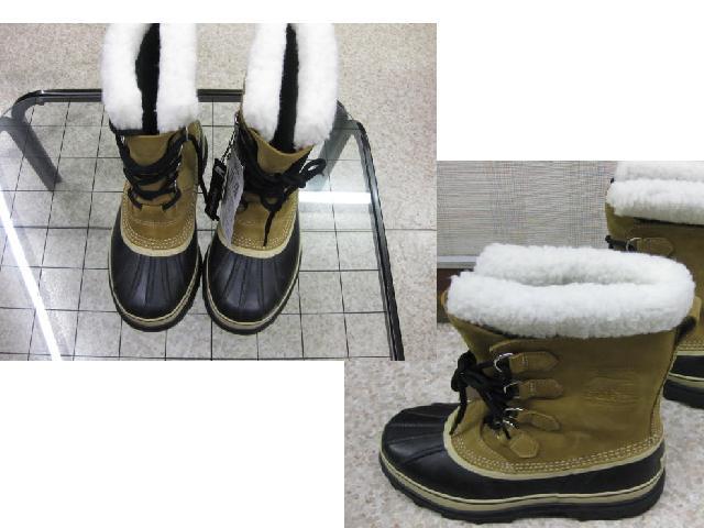 SOREL ブーツ 在庫あります!!_b0245435_0305861.jpg