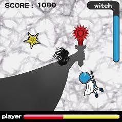 各携帯公式サイトにてFlashゲーム「魔法少女まどか☆マギカ」販売がスタート!!_e0025035_1330198.jpg