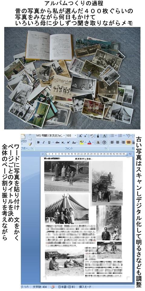 パソコンで作る素人アルバムの「自分史」 米寿記念母のアルバム_a0084343_14364213.jpg