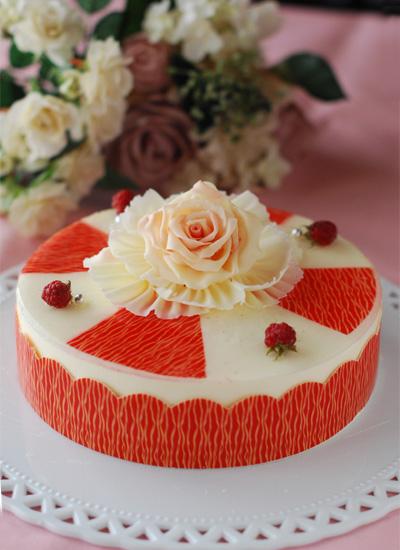 レアチーズケーキ_c0169657_1011173.jpg