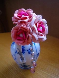 薔薇の髪飾り。_e0168583_8132158.jpg